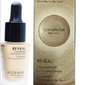 Algenist Concentrated Luminizing Champagne Drops.